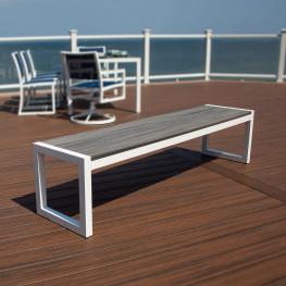 Trex® Outdoor Furniture Cube 72 in Bench