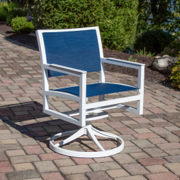 Trex® Outdoor Furniture Cube Swivel Rocker