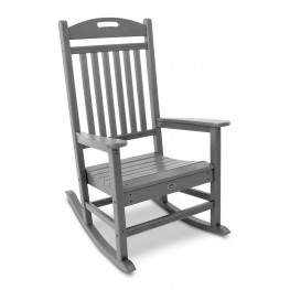 Trex® Outdoor Furniture Yacht Club Rocker in Stepping Stone
