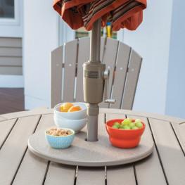 Malibu Outdoor Umbrella Turn Table