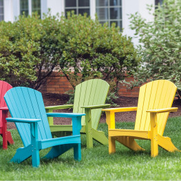 Malibu Outdoor Hyannis Adirondack Chair