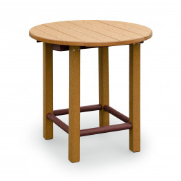 Amish Poly SeaAira Side Table