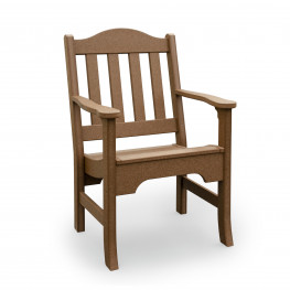 Amish Poly Avonlea Garden Chair