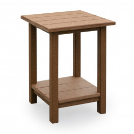 Amish Poly Avonlea Garden Side Table
