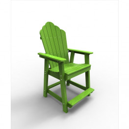 Malibu Outdoor Yarmouth Counter Chair