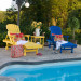 Berlin Gardens Comfo-Back Chaise Lounge Set