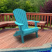 Loggerhead Folding Adirondack Chair