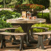 Luxcraft / Crestville® Round Dining Table