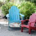 Malibu Outdoor Yarmouth Adirondack Chair
