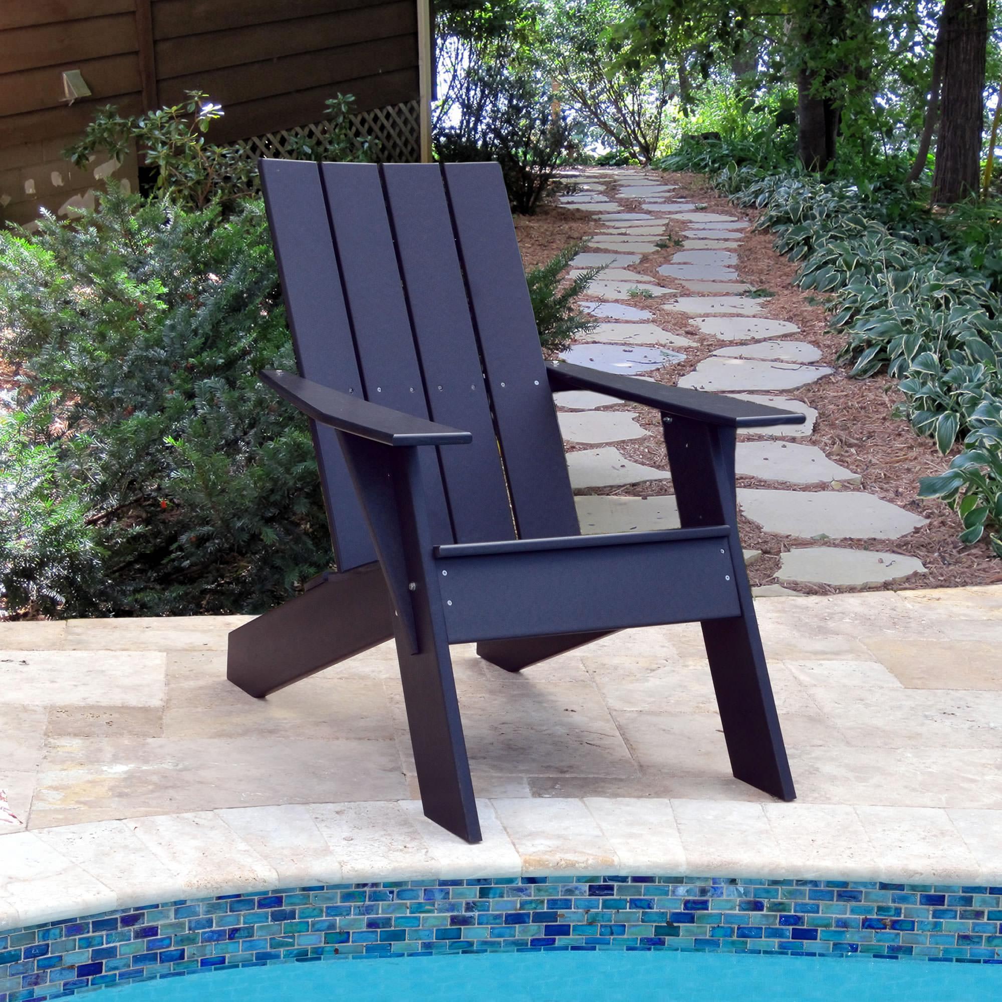 loggerhead modern adirondack chair