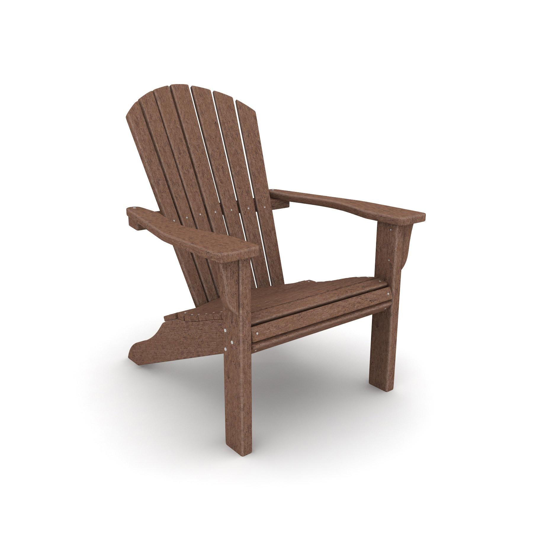 Buy Loggerhead Original Adirondack Chair Premium Poly Patios