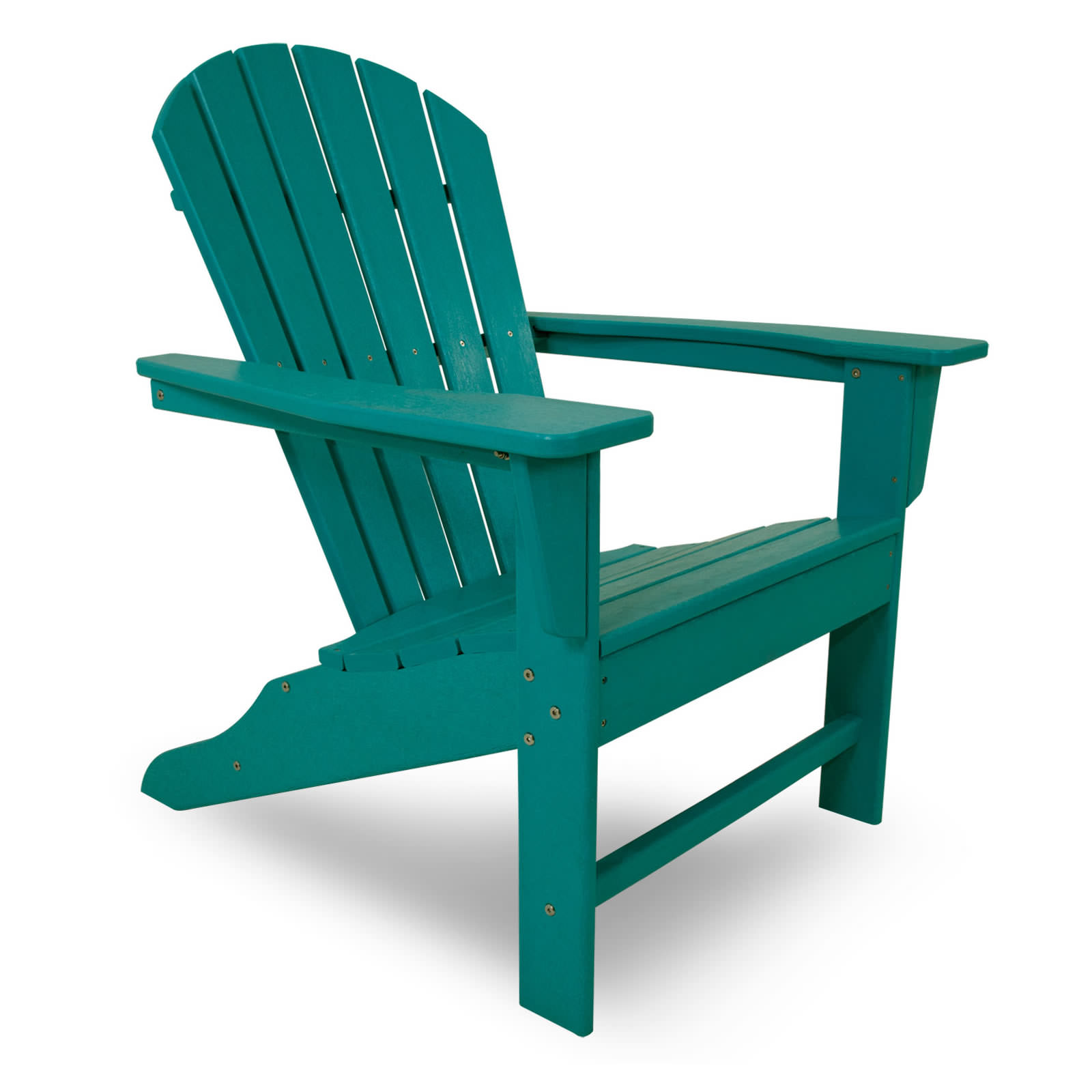 POLYWOOD South Beach Adirondack Chair Poly Adirondack Chairs
