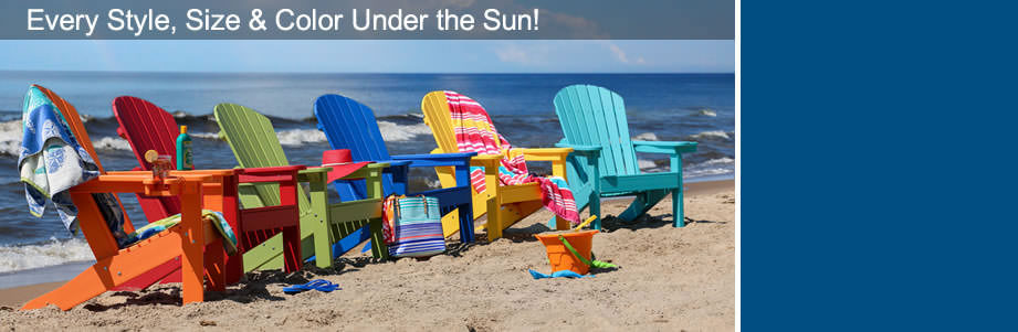 Shop Our Poly Lumber Amp Polywood 174 Adirondack Chairs