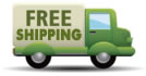 Free Ground Shipping - Free Color Samples